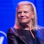 IBM CEO Ginni Rometty steps down